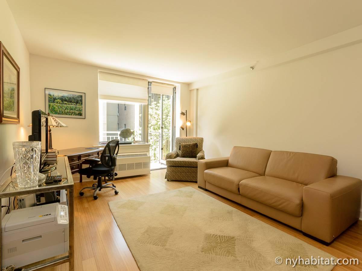 Wohnungsvermietung in New York - 2 Zimmer - Midtown West (NY-15875)
