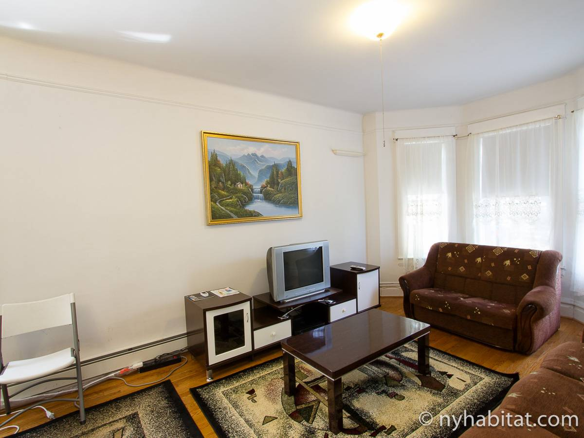 New York - 2 Bedroom accommodation - Apartment reference NY-15887