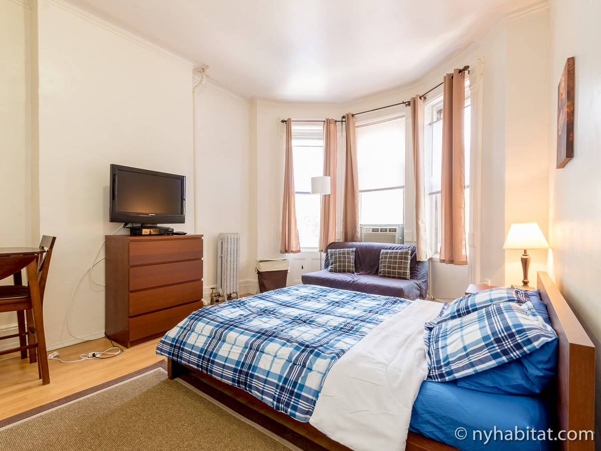 New York - Studio apartment - Apartment reference NY-15895