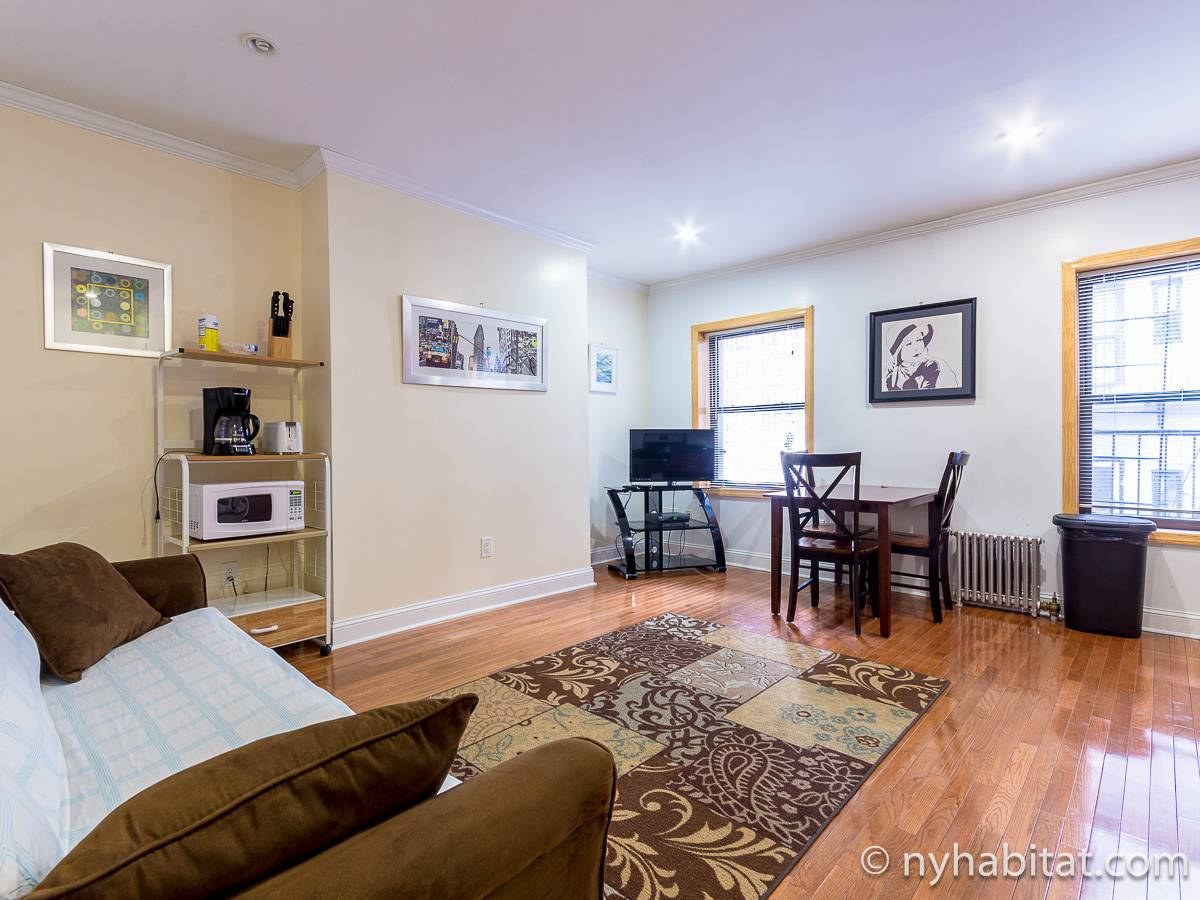 New York - Alcove Studio apartment - Apartment reference NY-15908