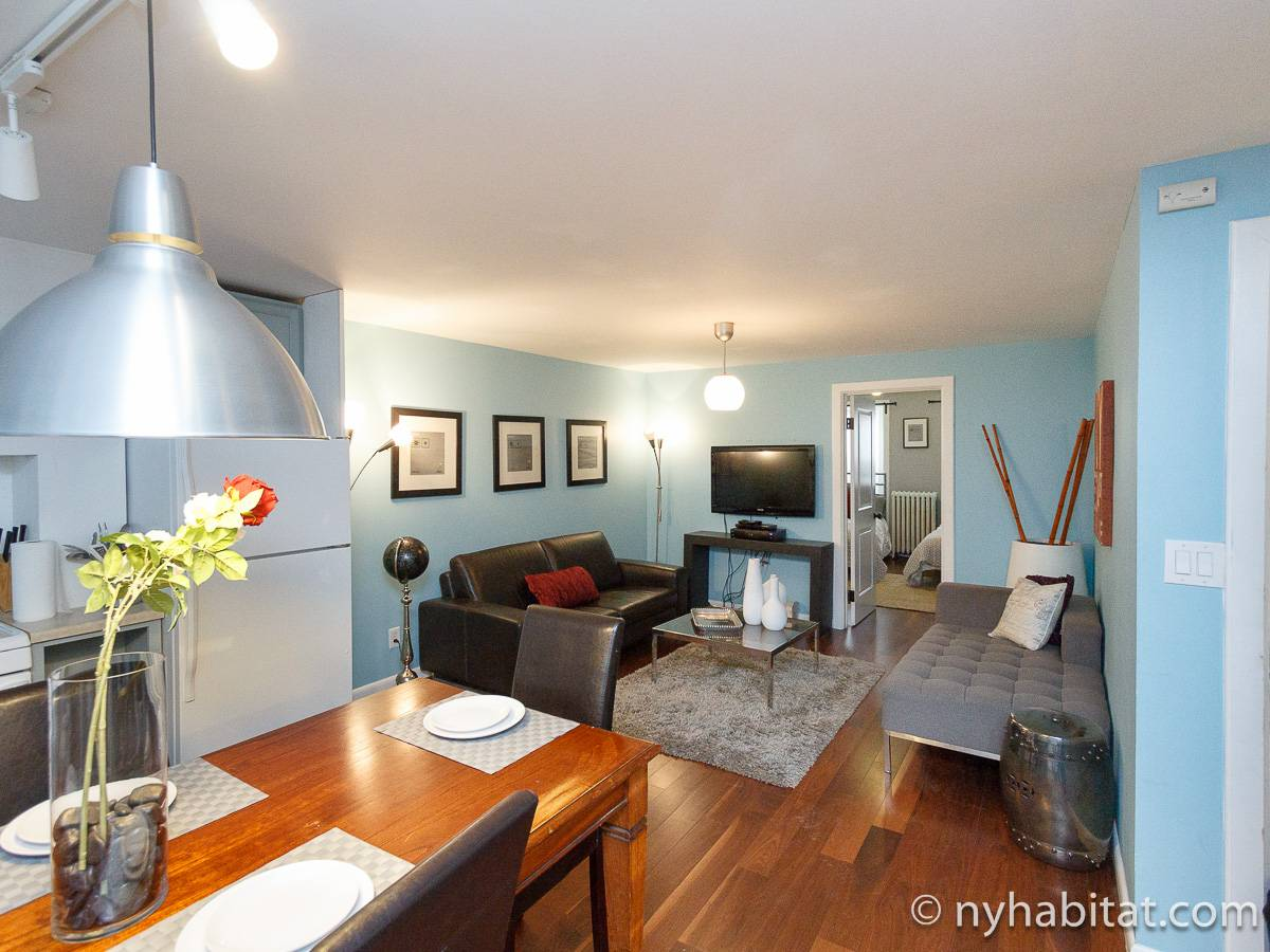 New York - 2 Bedroom accommodation - Apartment reference NY-15943