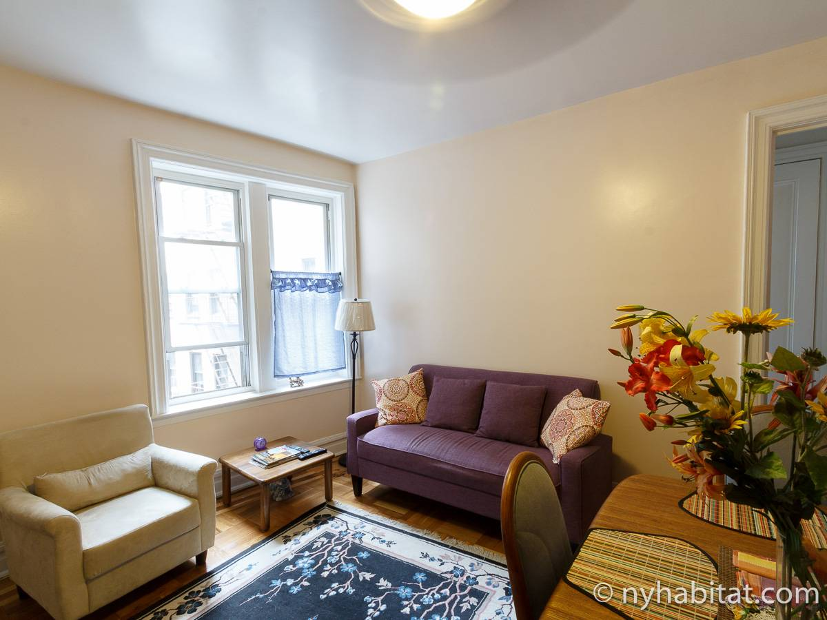 New York - 2 Bedroom roommate share apartment - Apartment reference NY-15944