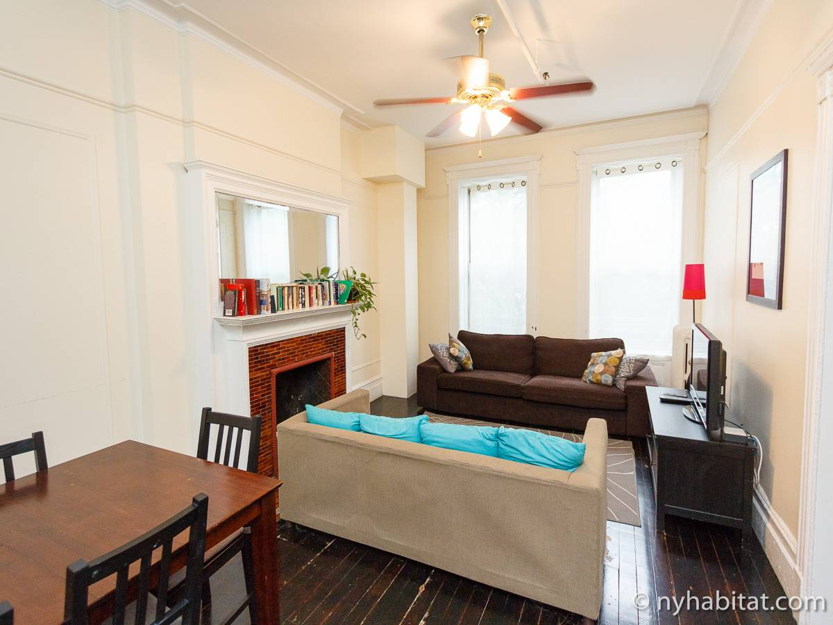 New York - 3 Bedroom apartment - Apartment reference NY-15955