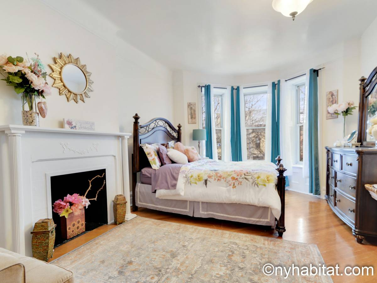 New York - 3 Bedroom accommodation - Apartment reference NY-15969