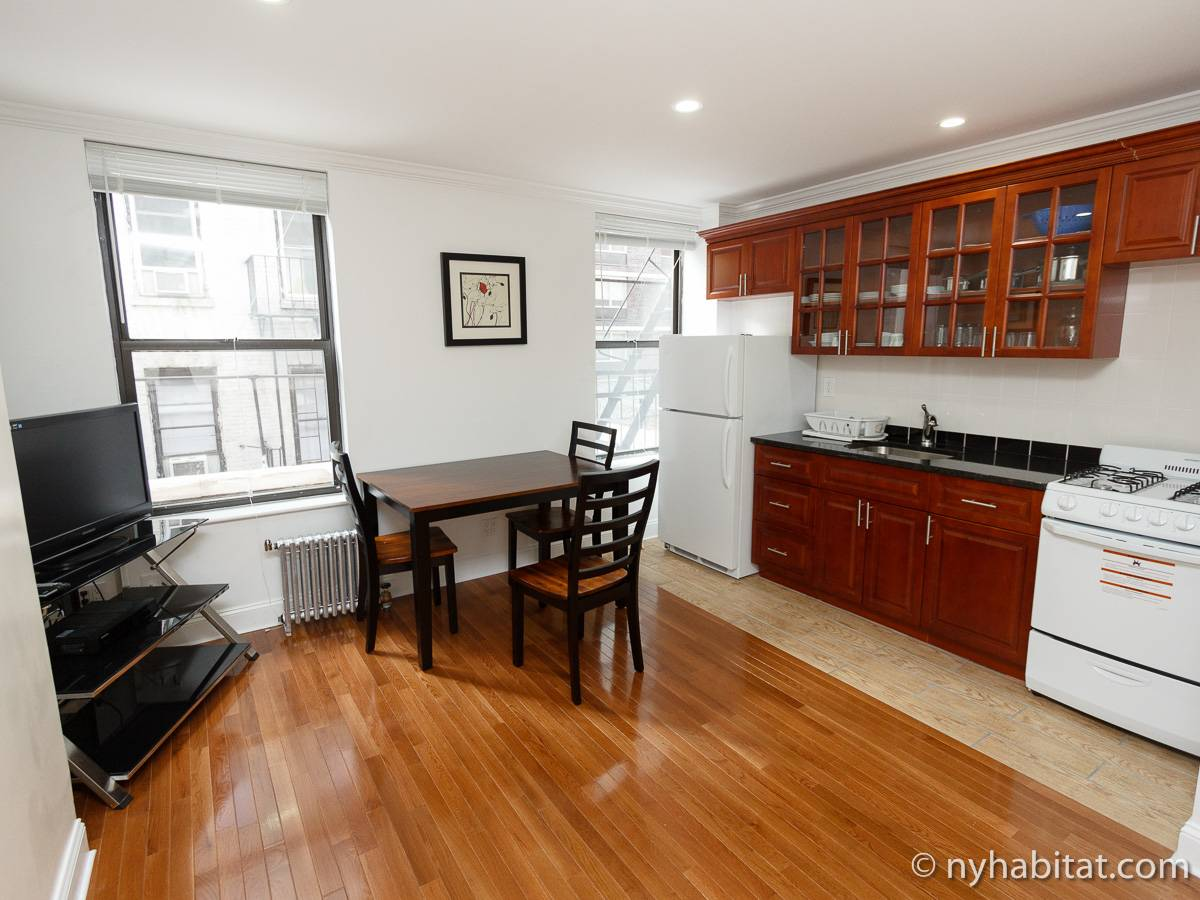New York - Alcove Studio apartment - Apartment reference NY-15971
