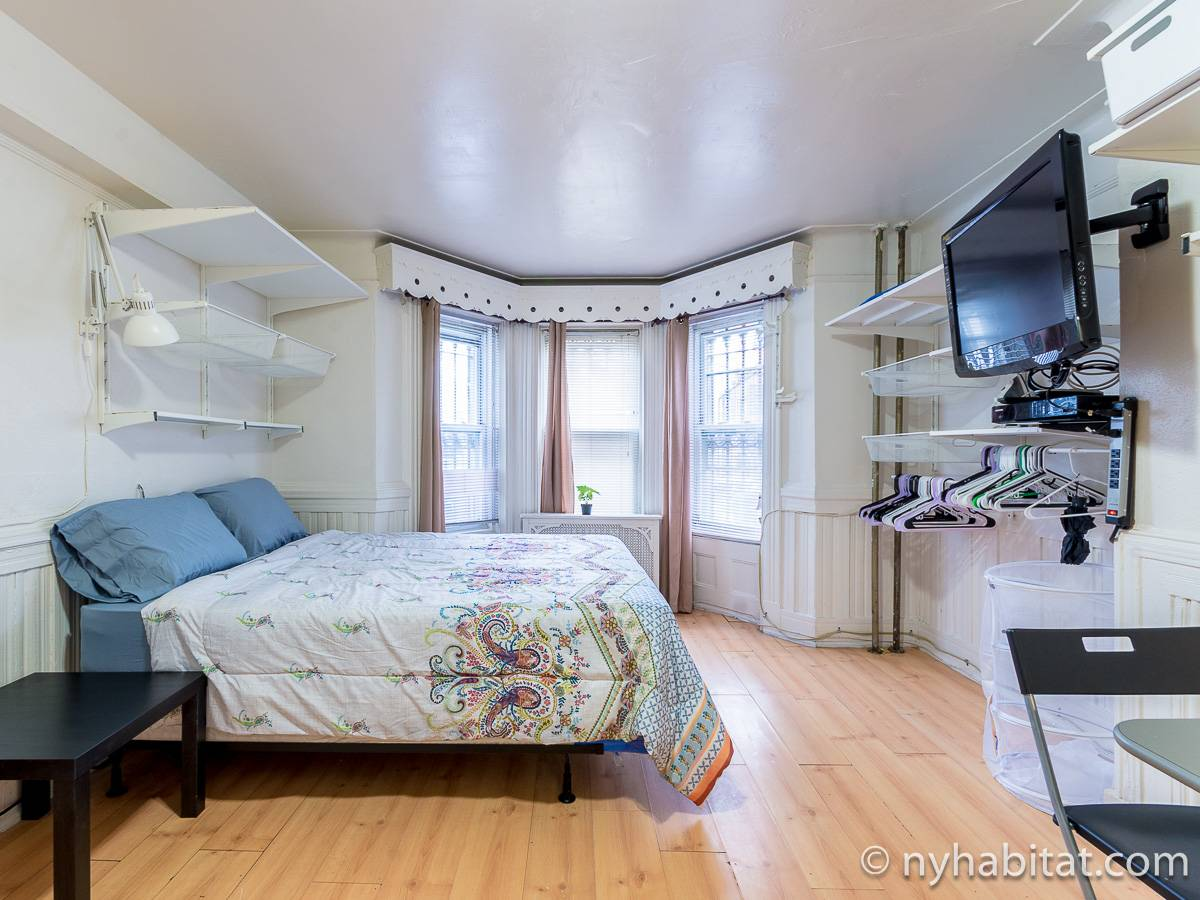 New York - Studio apartment - Apartment reference NY-15991