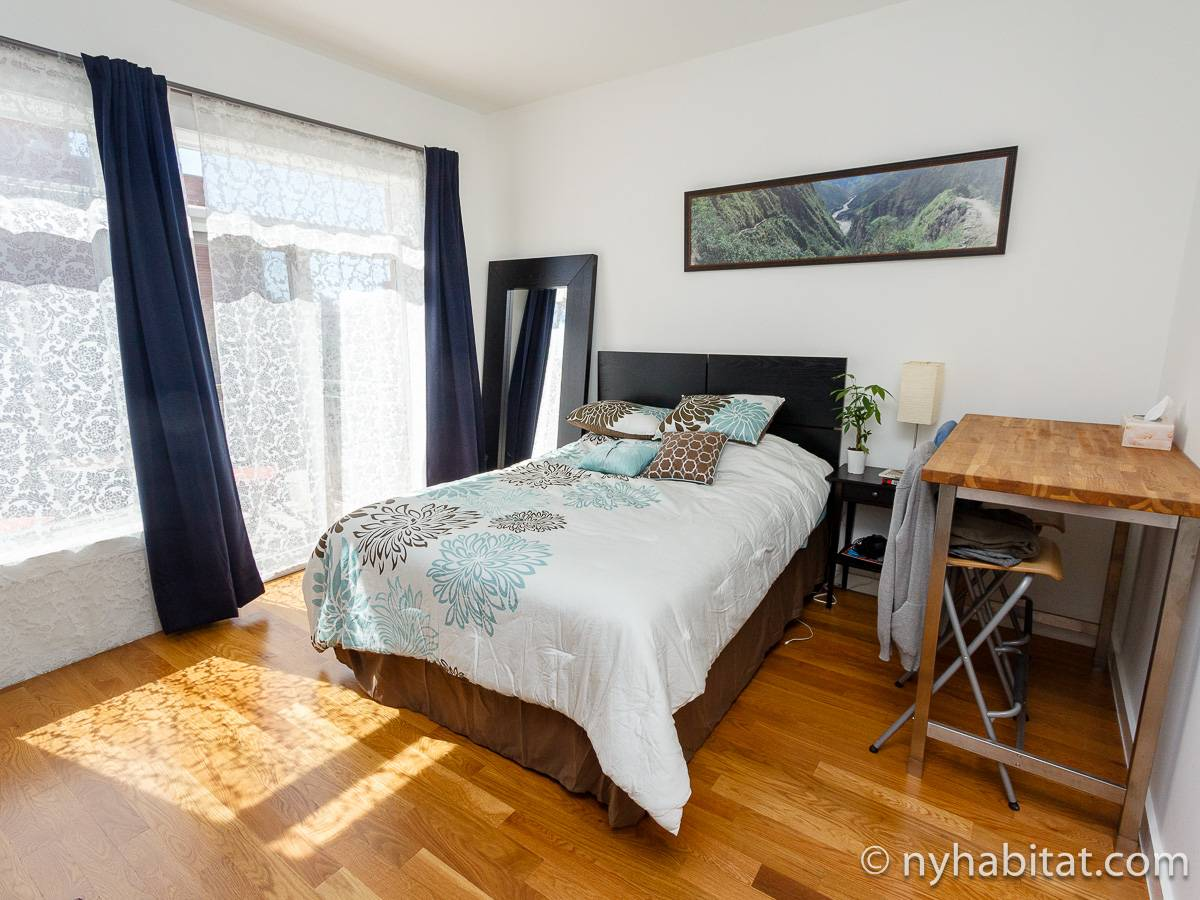 New York - 1 Bedroom apartment - Apartment reference NY-16001