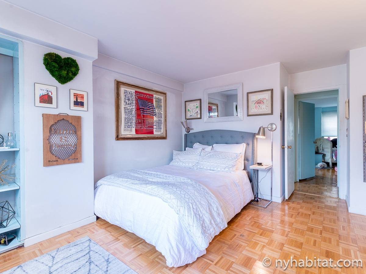 New York - 2 Bedroom roommate share apartment - Apartment reference NY-16016