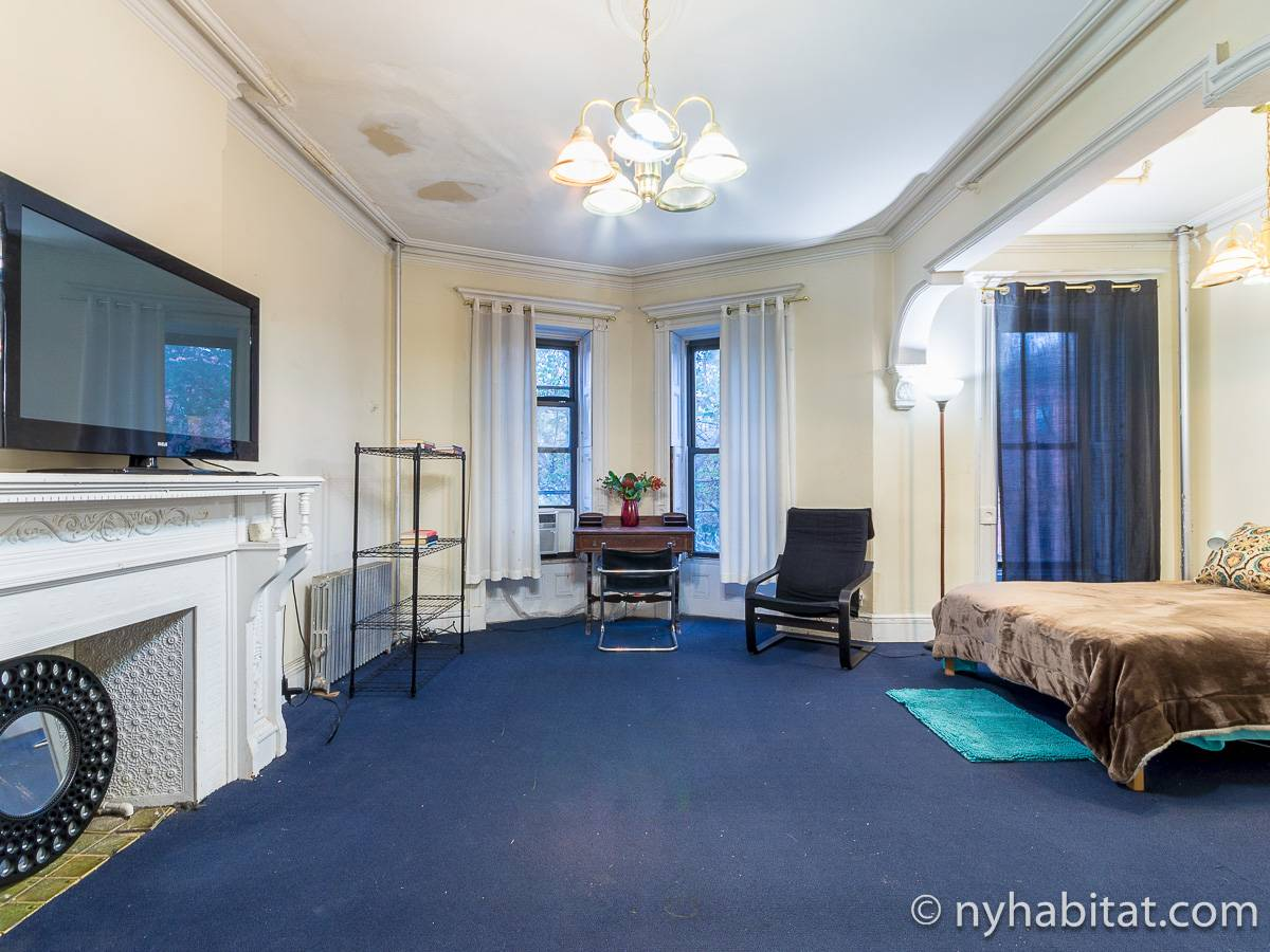 New York - 2 Bedroom roommate share apartment - Apartment reference NY-16017