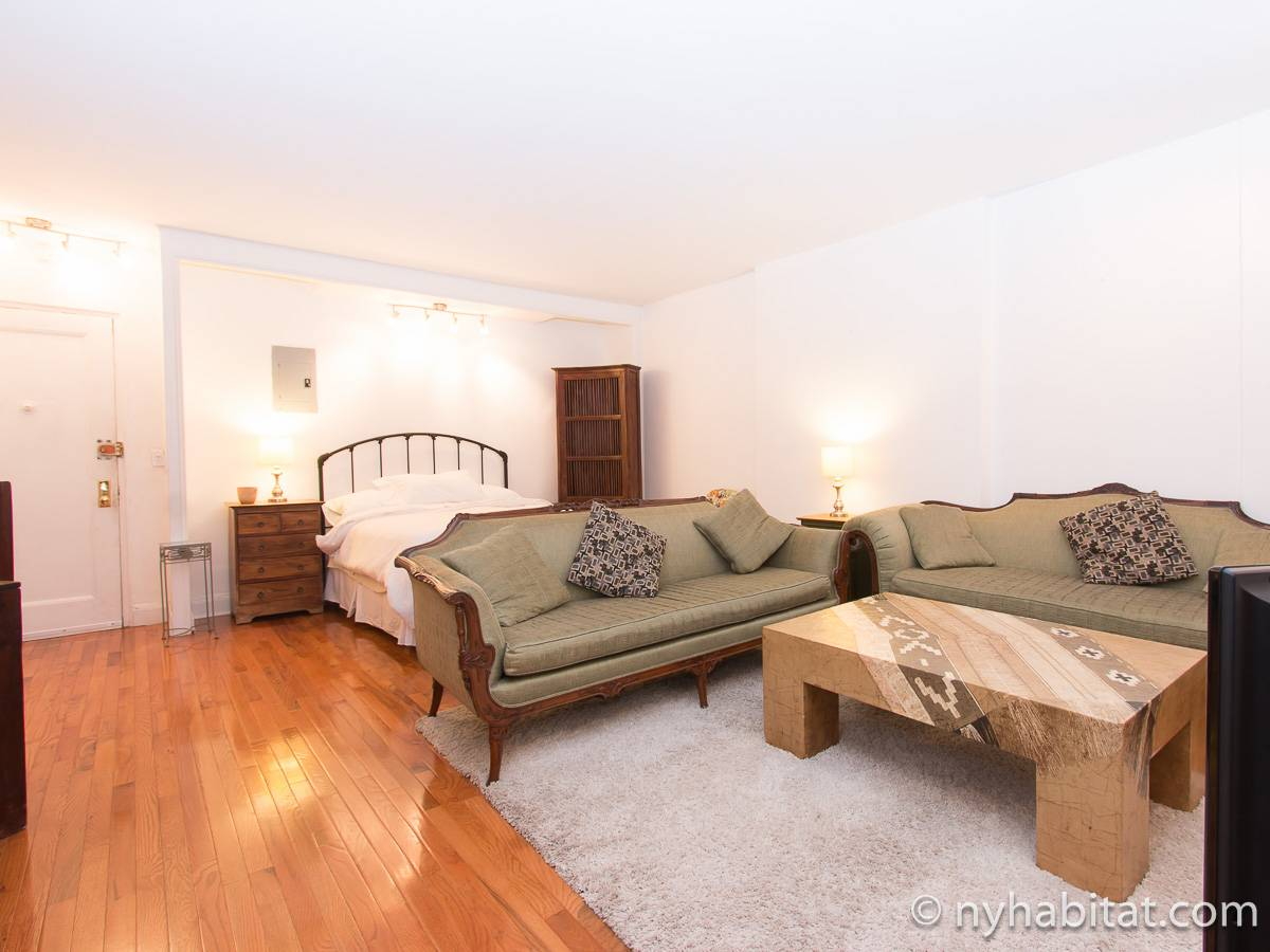 New York - Studio apartment - Apartment reference NY-16020