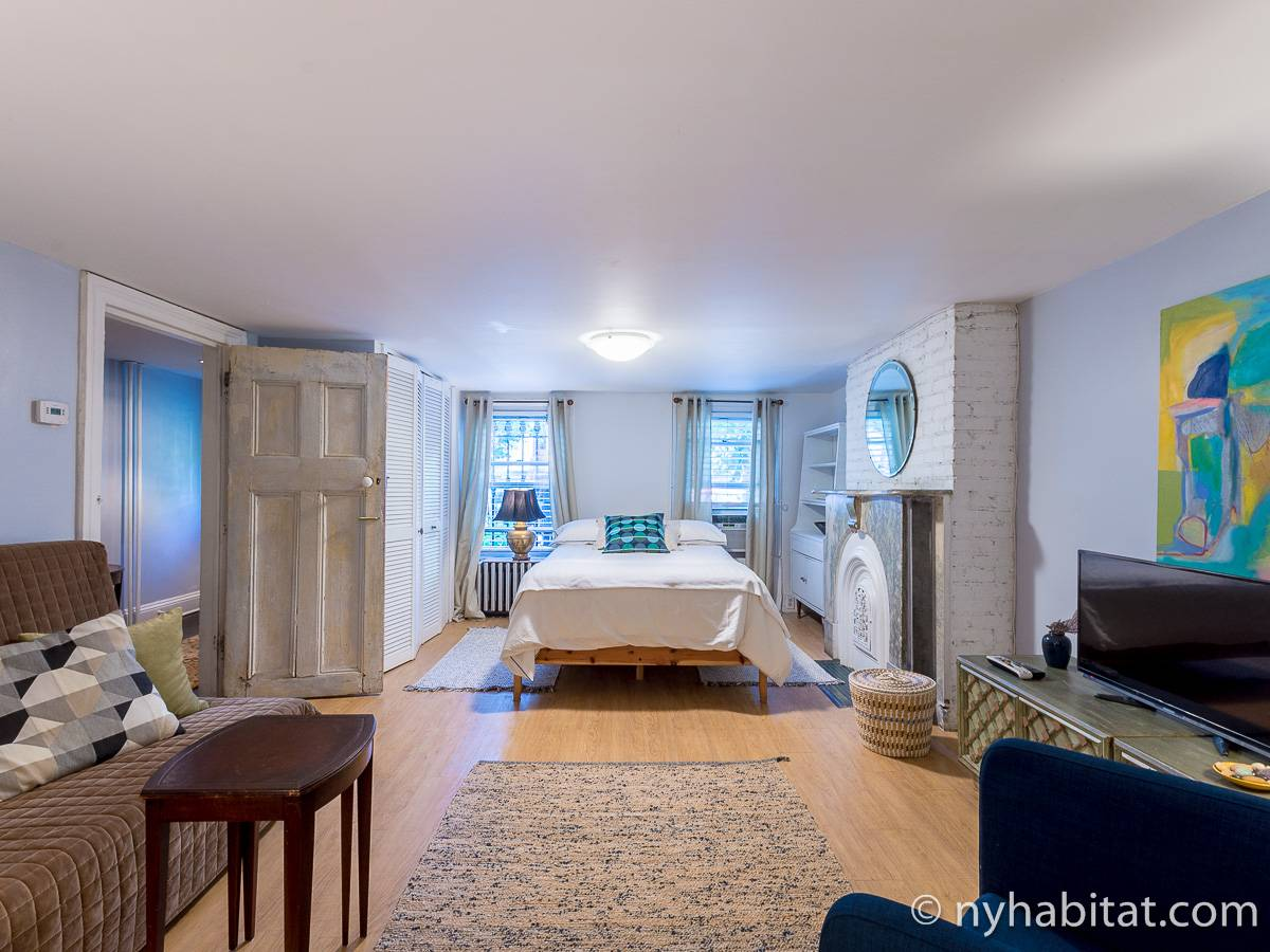 New York - Studio accommodation - Apartment reference NY-16024