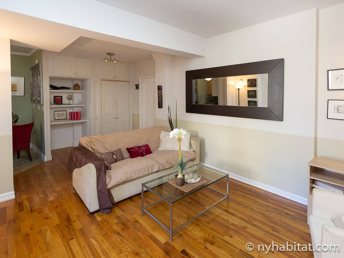 Wohnung in New York, Bed and Breakfast - 2 Zimmer - Upper West Side ...