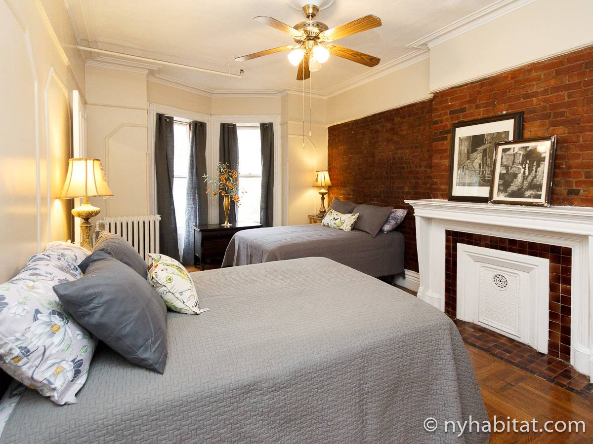 New York - 1 Bedroom accommodation - Apartment reference NY-16034