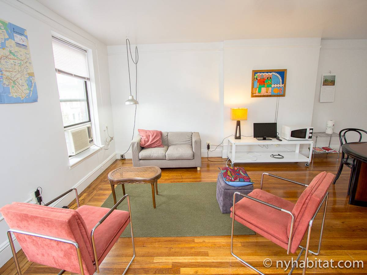 New York - 1 Bedroom apartment - Apartment reference NY-16042