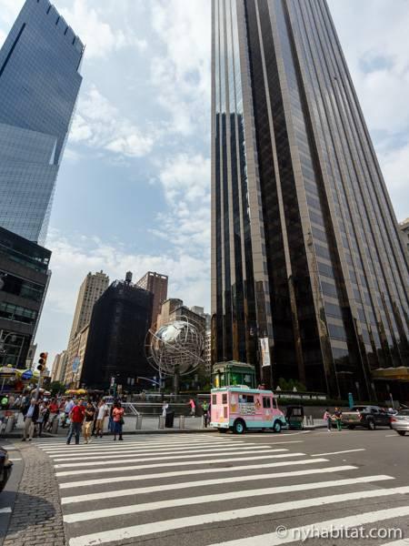 Piso para compartir en nueva york 1 dormitorio midtown west ny 16071 - Pisos en new york ...