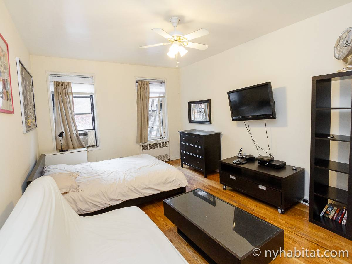 New York - Studio apartment - Apartment reference NY-16078