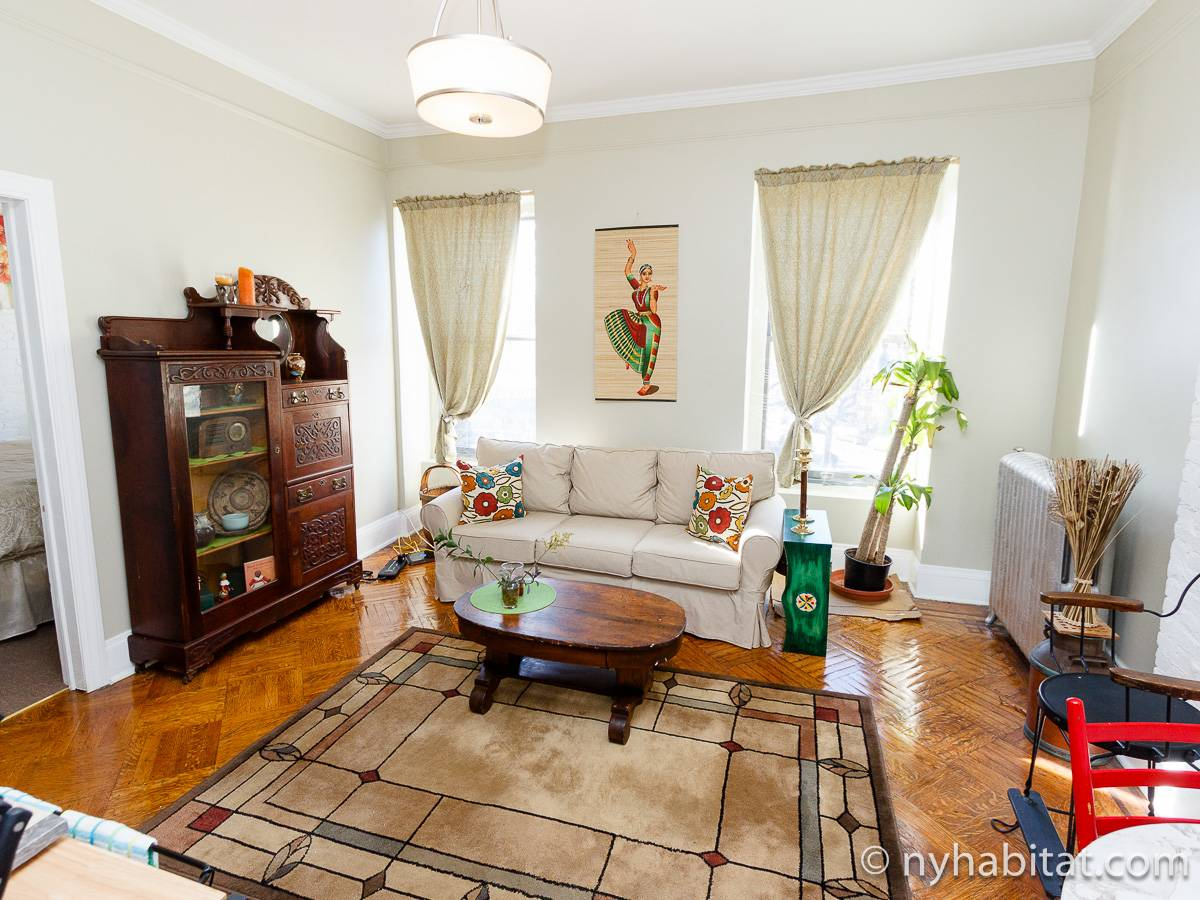 New York - 1 Bedroom apartment - Apartment reference NY-16085
