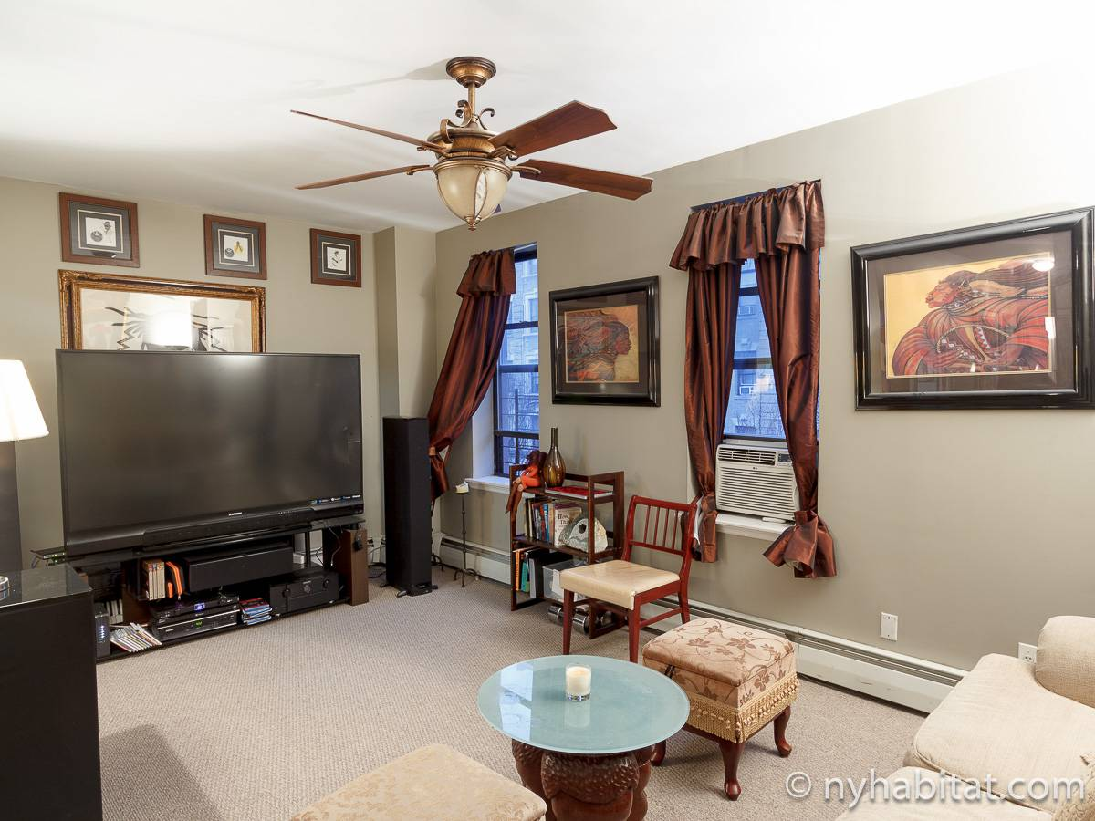 New York - 1 Bedroom apartment - Apartment reference NY-16107