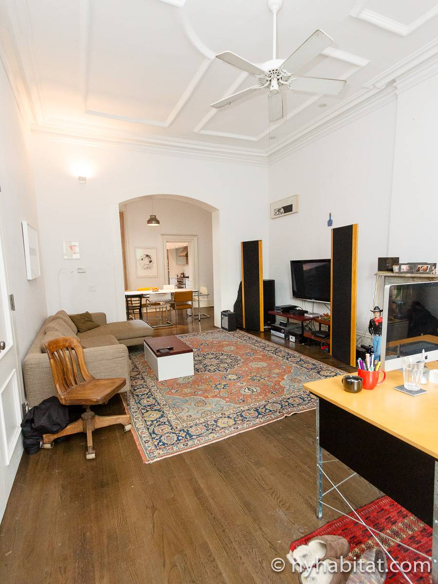 One Bedroom Nyc Apartment With A New Born Baby: New York Apartment: 3 Bedroom Duplex Apartment Rental In
