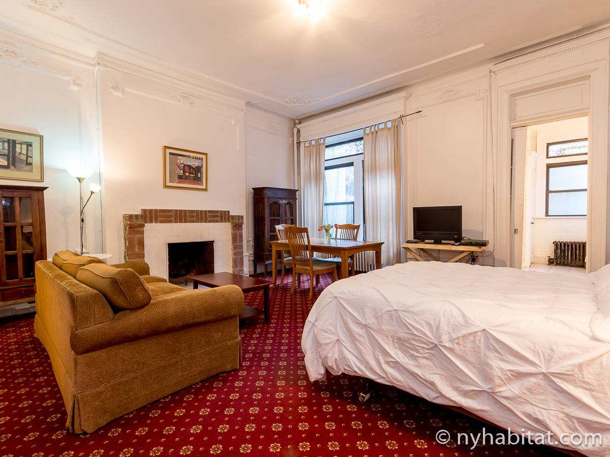 New York - Studio apartment - Apartment reference NY-16115
