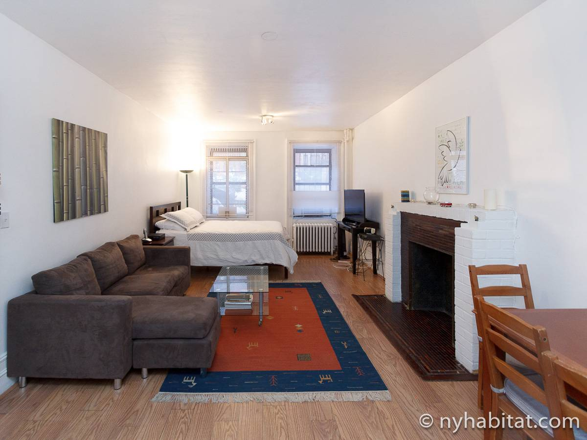 New York - Studio apartment - Apartment reference NY-16119