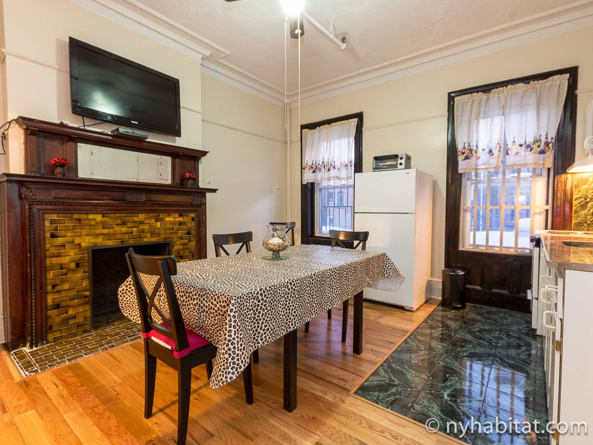 New York - 1 Bedroom accommodation - Apartment reference NY-16122