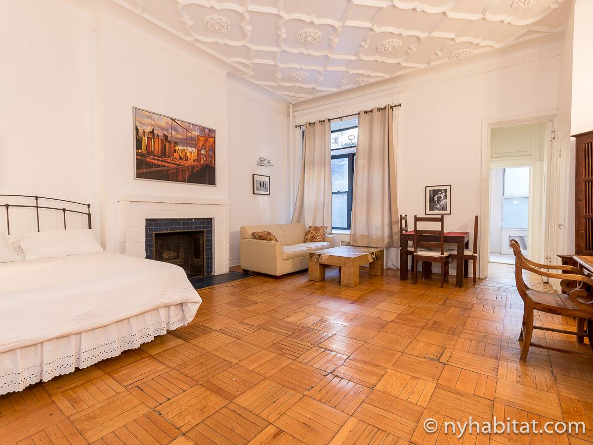 New York - Studio apartment - Apartment reference NY-16129
