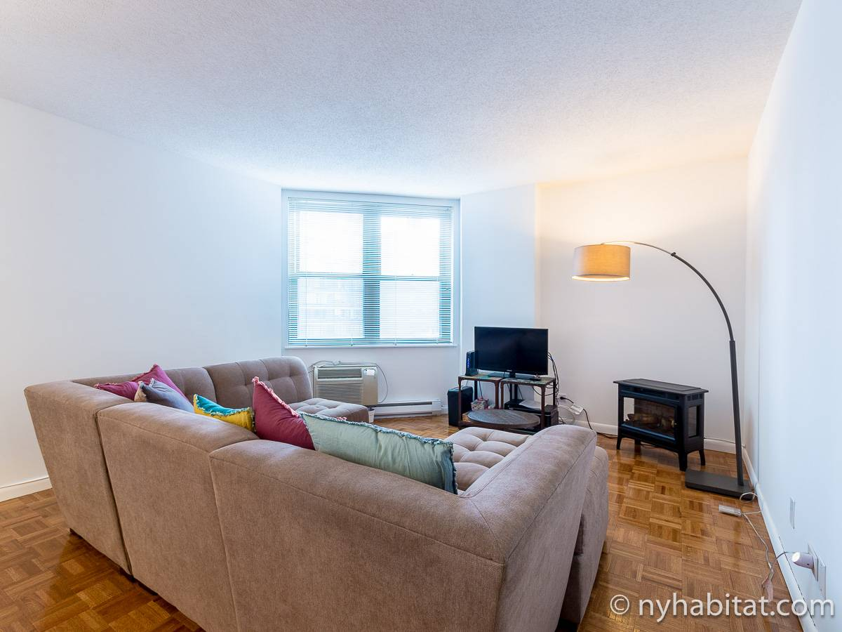 New York - 3 Bedroom roommate share apartment - Apartment reference NY-16164