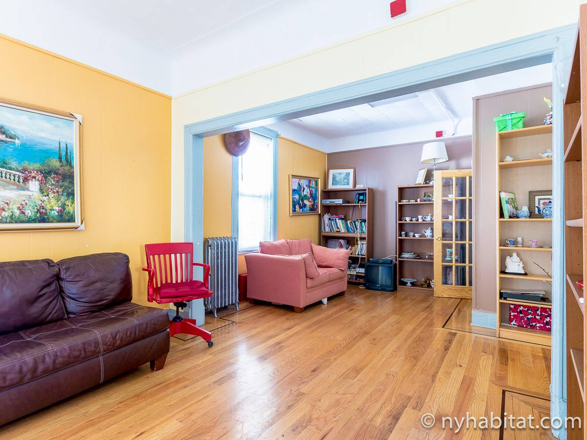 New York - 2 Bedroom accommodation bed breakfast - Apartment reference NY-16169