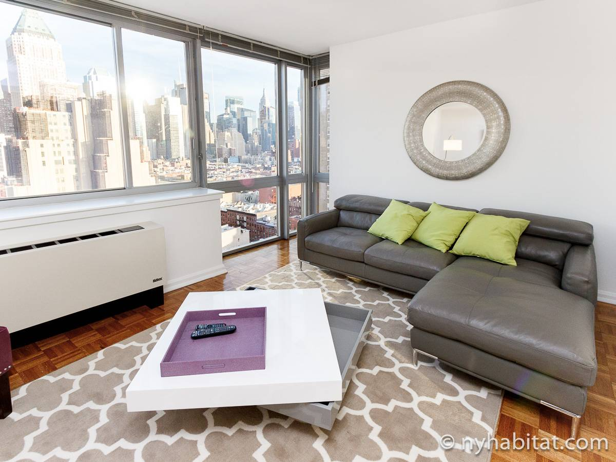 New York - 2 Bedroom apartment - Apartment reference NY-16172