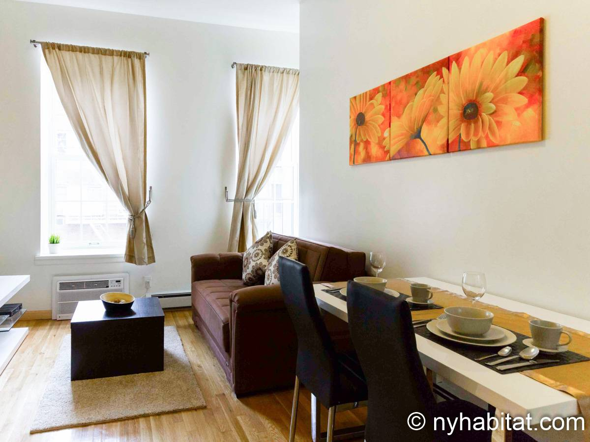 New York - 1 Bedroom apartment - Apartment reference NY-16191