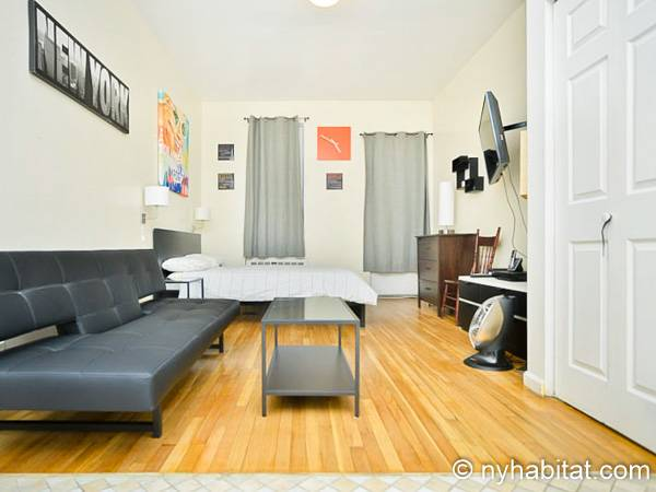 New York - Studio apartment - Apartment reference NY-16196