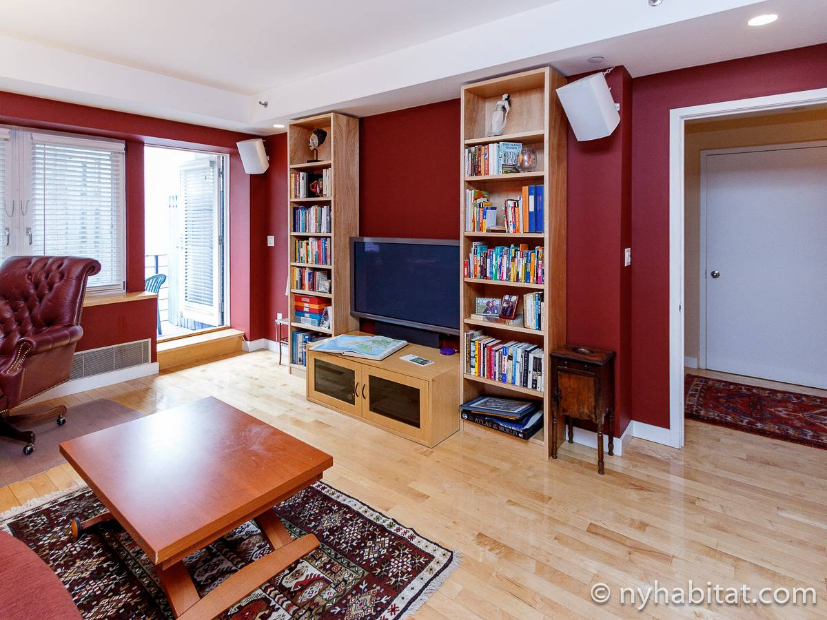 new york apartment: 3 bedroom apartment rental in