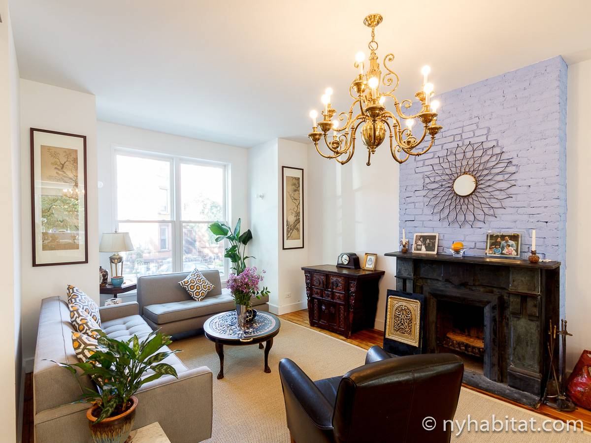 New York - 3 Bedroom accommodation - Apartment reference NY-16202