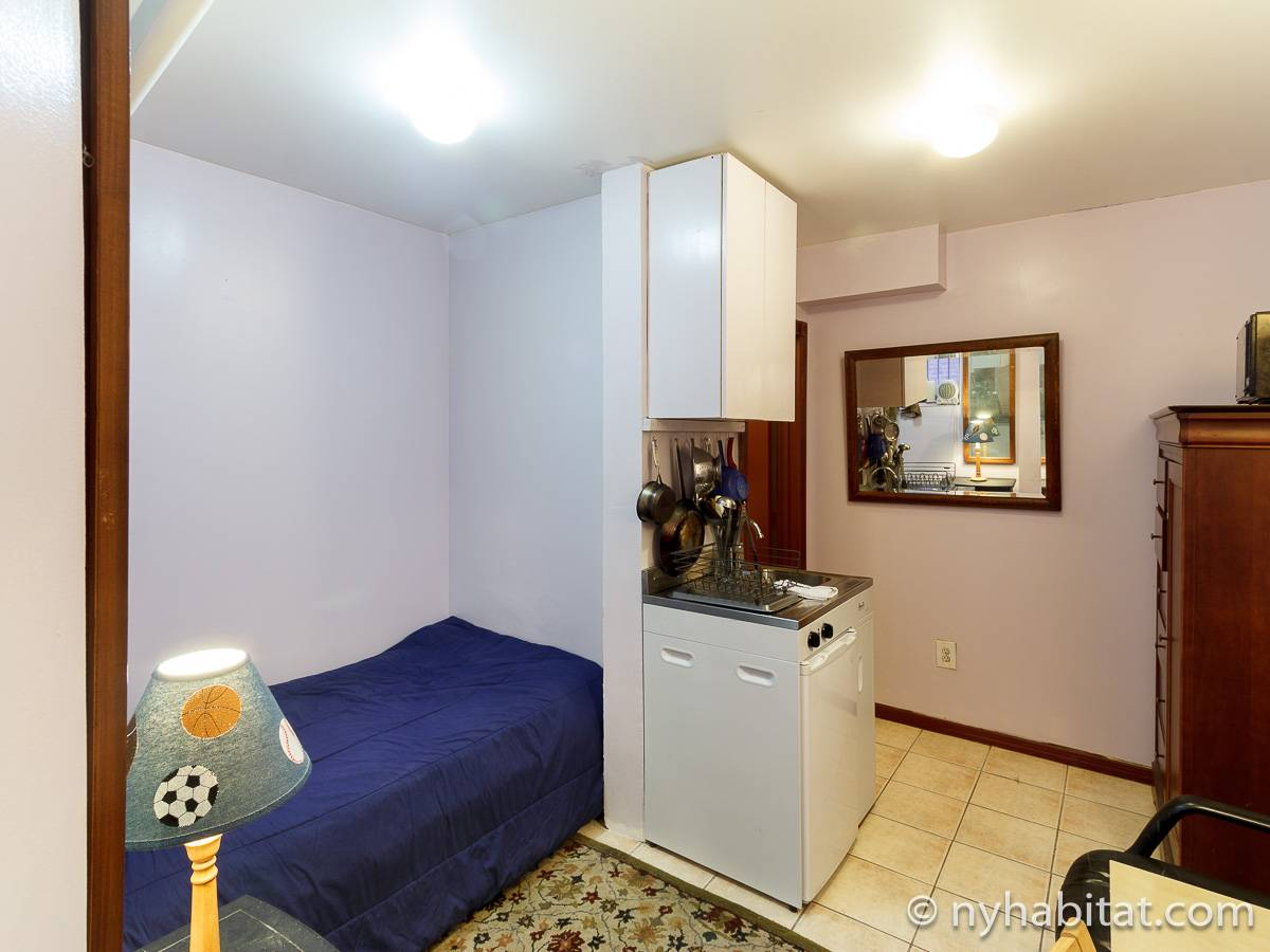 New York - Studio apartment - Apartment reference NY-16205