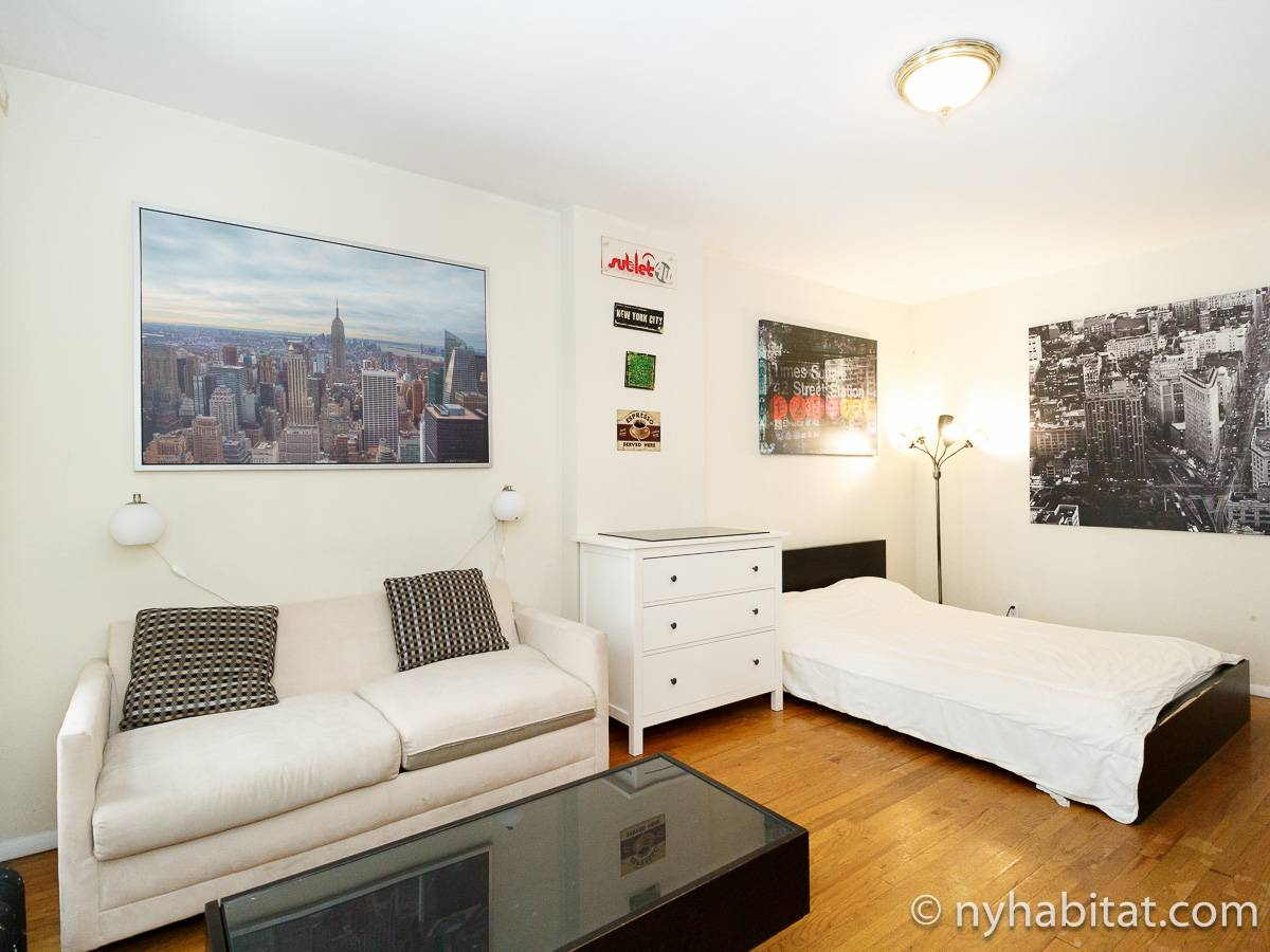 New York - Studio apartment - Apartment reference NY-16209