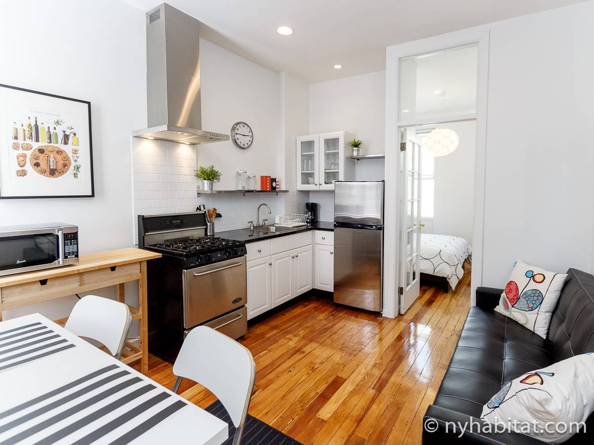 New York Apartment: 1 Bedroom Apartment Rental in ...