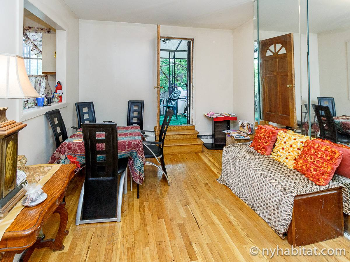 New York - 4 Bedroom accommodation bed breakfast - Apartment reference NY-16212