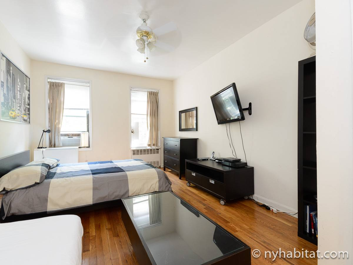 New York - Studio apartment - Apartment reference NY-16222