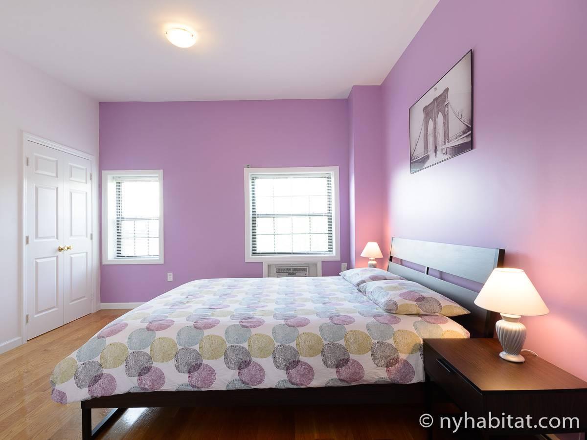 Casa vacanza a new york 3 camere da letto bedford for 3 camere da letto