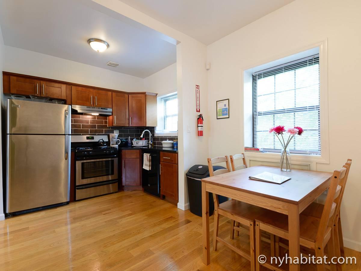 Casa vacanza a new york 3 camere da letto bedford for New york appartamenti vacanze