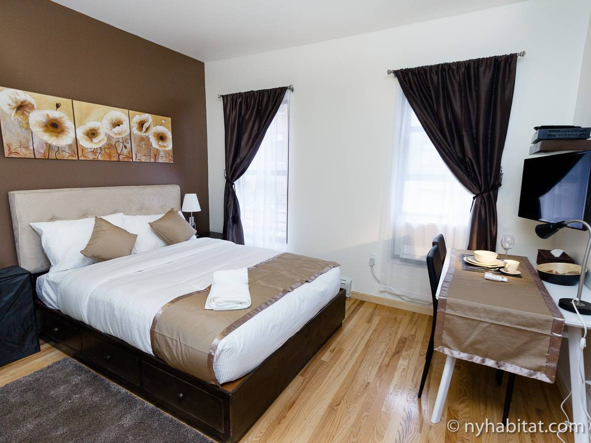 New York - Alcove Studio apartment - Apartment reference NY-16247