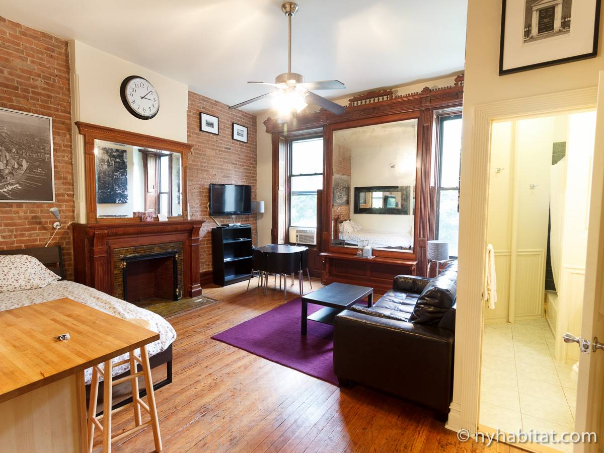 New York - Studio apartment - Apartment reference NY-16255