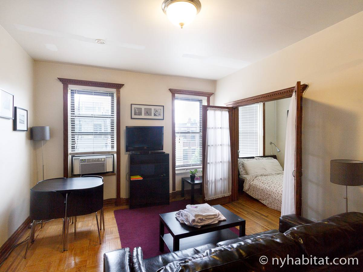 New York - Alcove Studio apartment - Apartment reference NY-16257