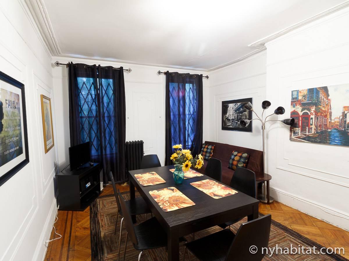 New York - 1 Bedroom accommodation - Apartment reference NY-16260