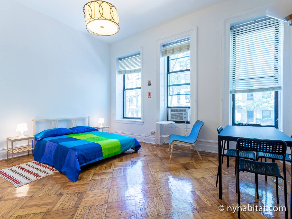 New York - Studio apartment - Apartment reference NY-16263