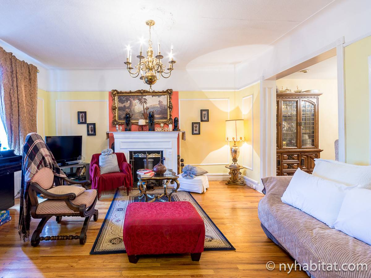 New York - 3 Bedroom roommate share apartment - Apartment reference NY-16268