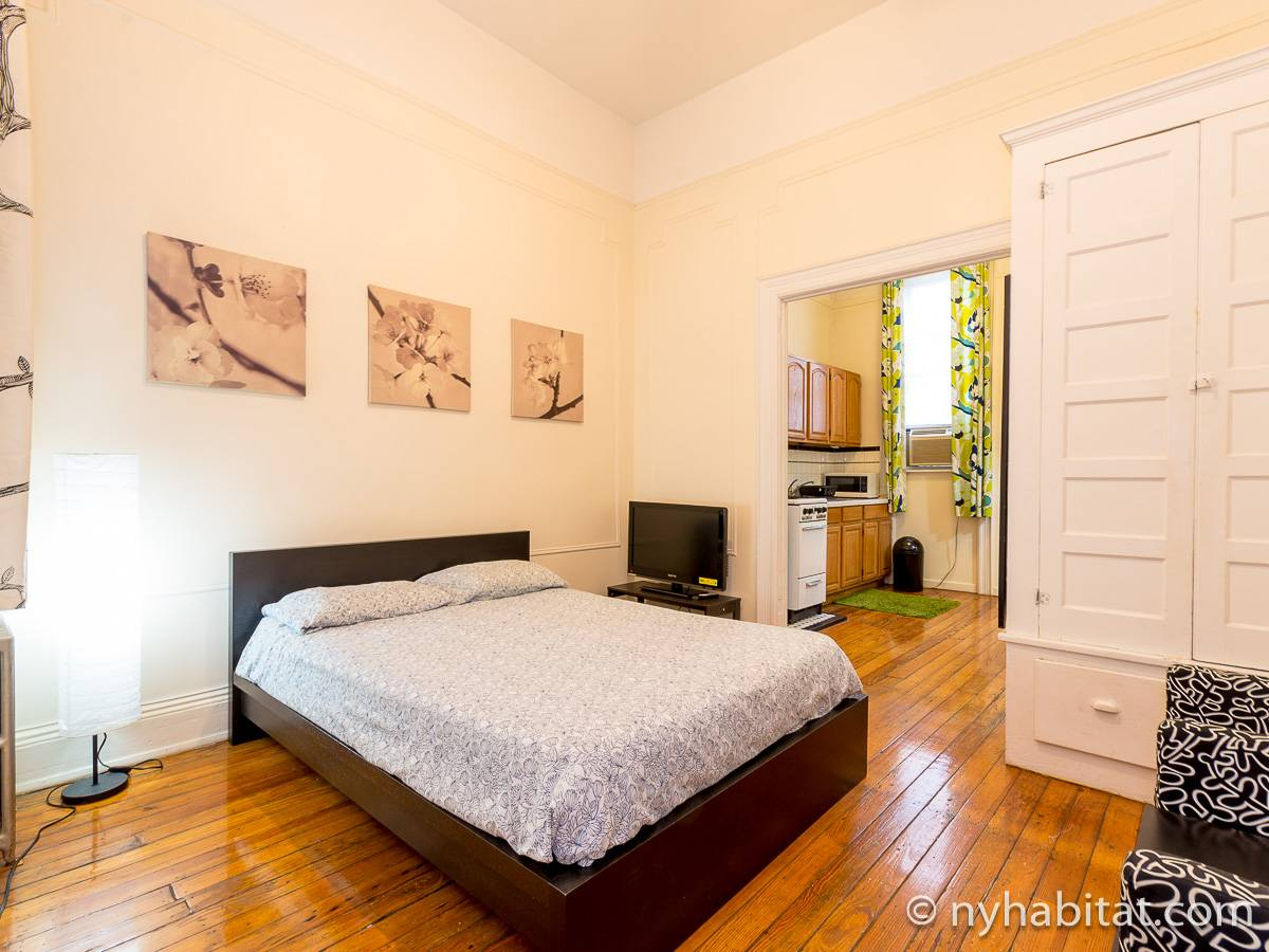 New York - Studio apartment - Apartment reference NY-16292