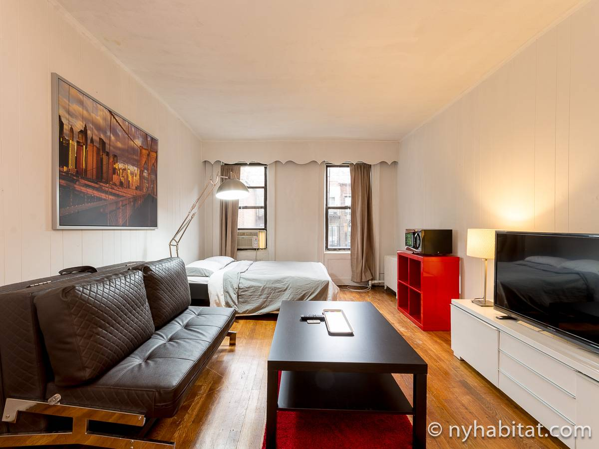 New York - Studio T1 logement location appartement - Appartement référence NY-16300