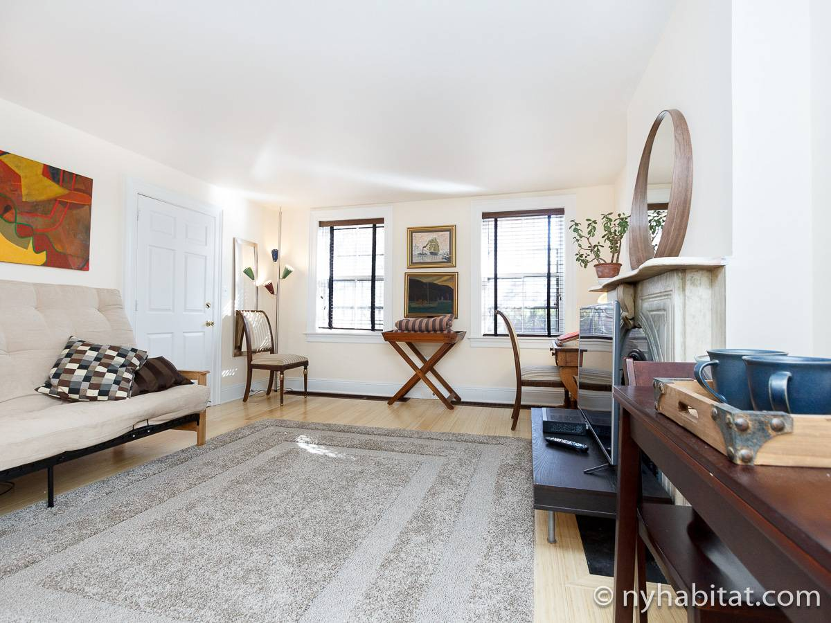 New York - 1 Bedroom accommodation - Apartment reference NY-16328
